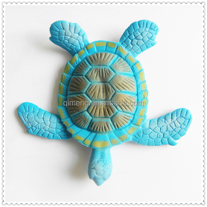 Novelty Toys water growing animals sea turtle grew up in the water<Material:EVA>