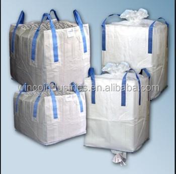 Bag Jumbo Bulk Fibc For Lime Sand Cement