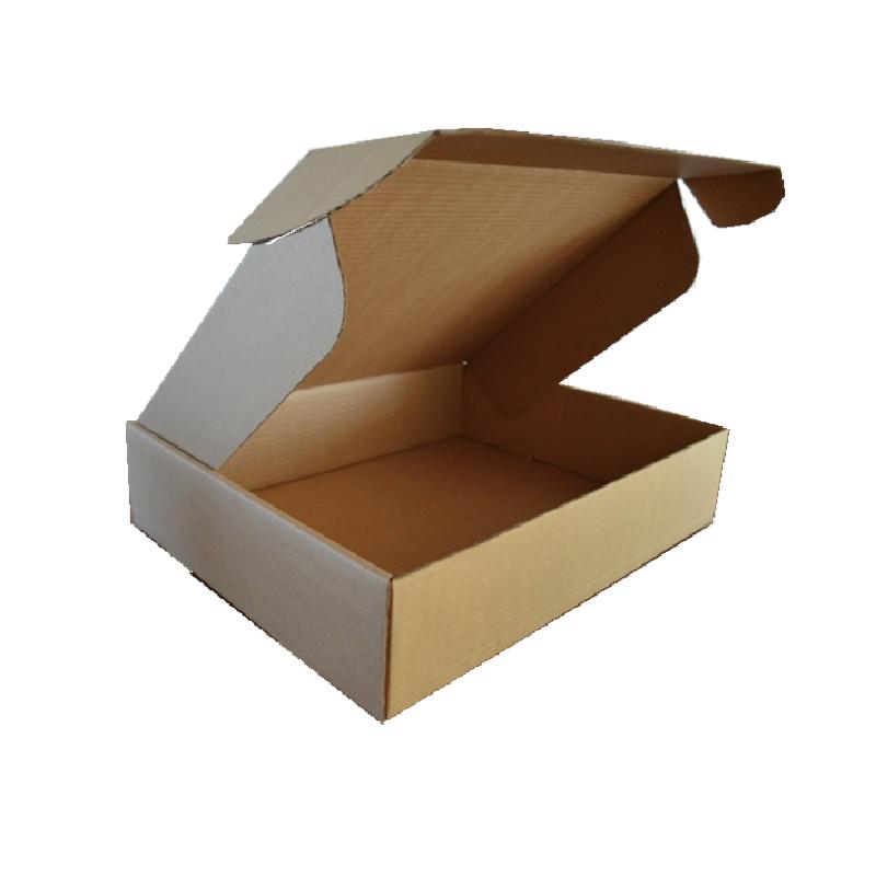 Изготовленная на заказ печатная упаковка гофрированная бумага доставка картонная коробка