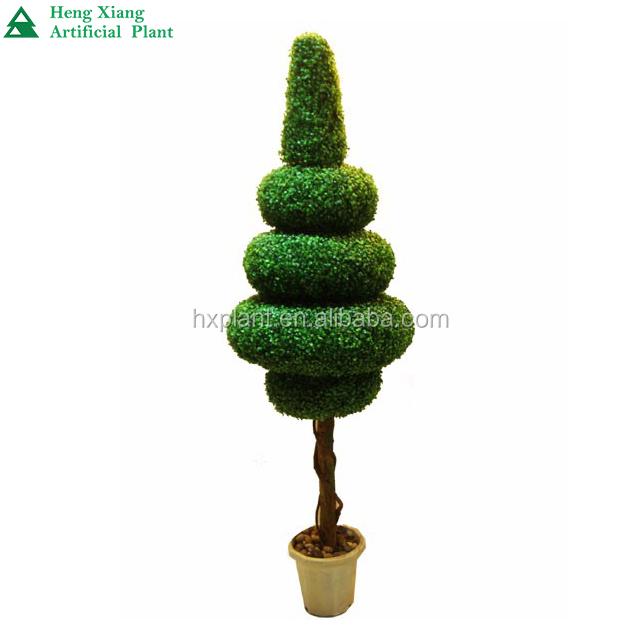 النباتات شجرة خشب البقس topiary اصطناعية ميلان، البقس العشب Artificial Trees and Plants
