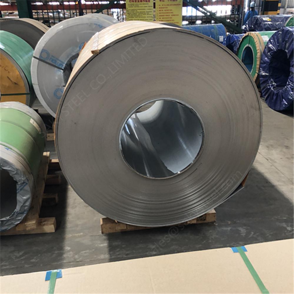 316L SS coil roll 1.5mm x 1240mm david