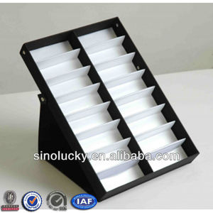 acrylic glasses display (jewelry, eye ware, eye wear boxes display shelf,watch)