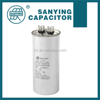 with lug AC / Motor Application and Polypropylene Film Capacitor Type Capacitor