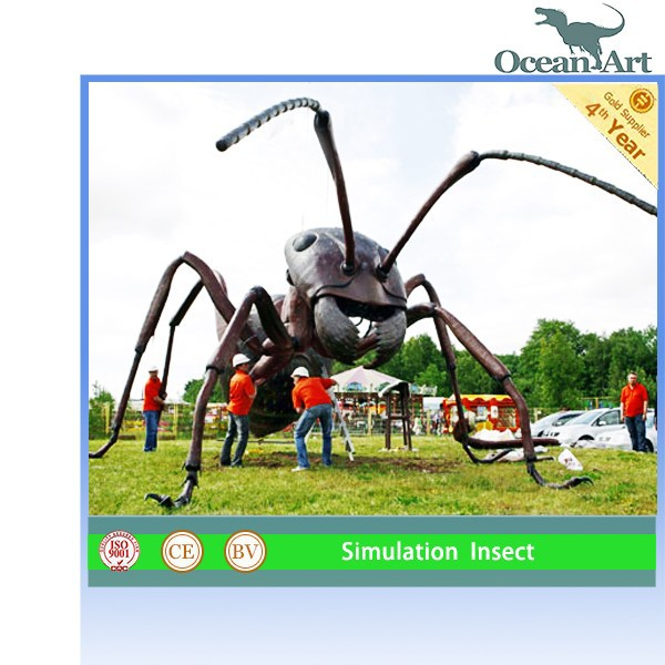 The-Simulated-Animatronic-Big-Ants-For-E