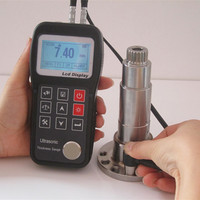 Color Screen Ultrasonic Thickness Gauge Meter