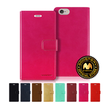 Original brand goospery mansoor diary for iphone 6 leather card holder case