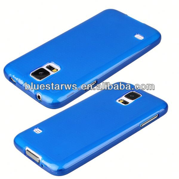 2014 New Arrival Fashion hot selling galaxy s5 casing for samsung galaxy s5 soft tpu case