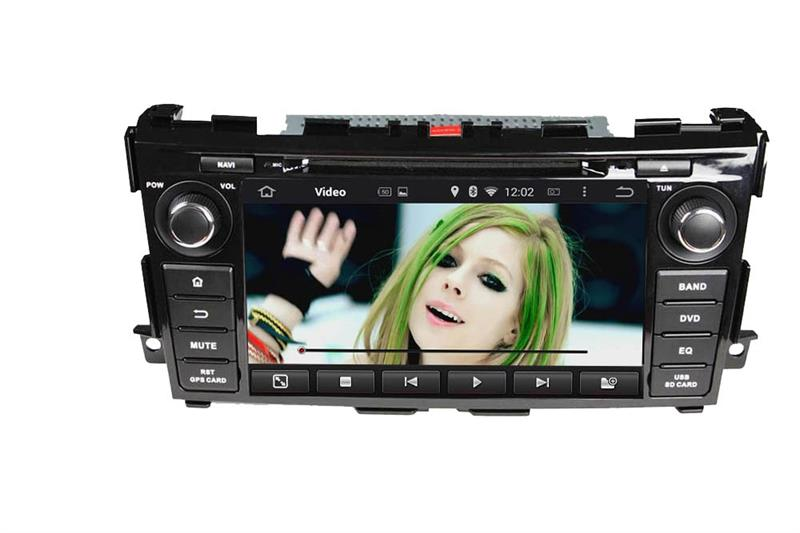 steering wheel/RDS/DAB+/canbus 4 core HD Bluetooth DAB+ car dvd gps navigation for Nissan Altima 2014
