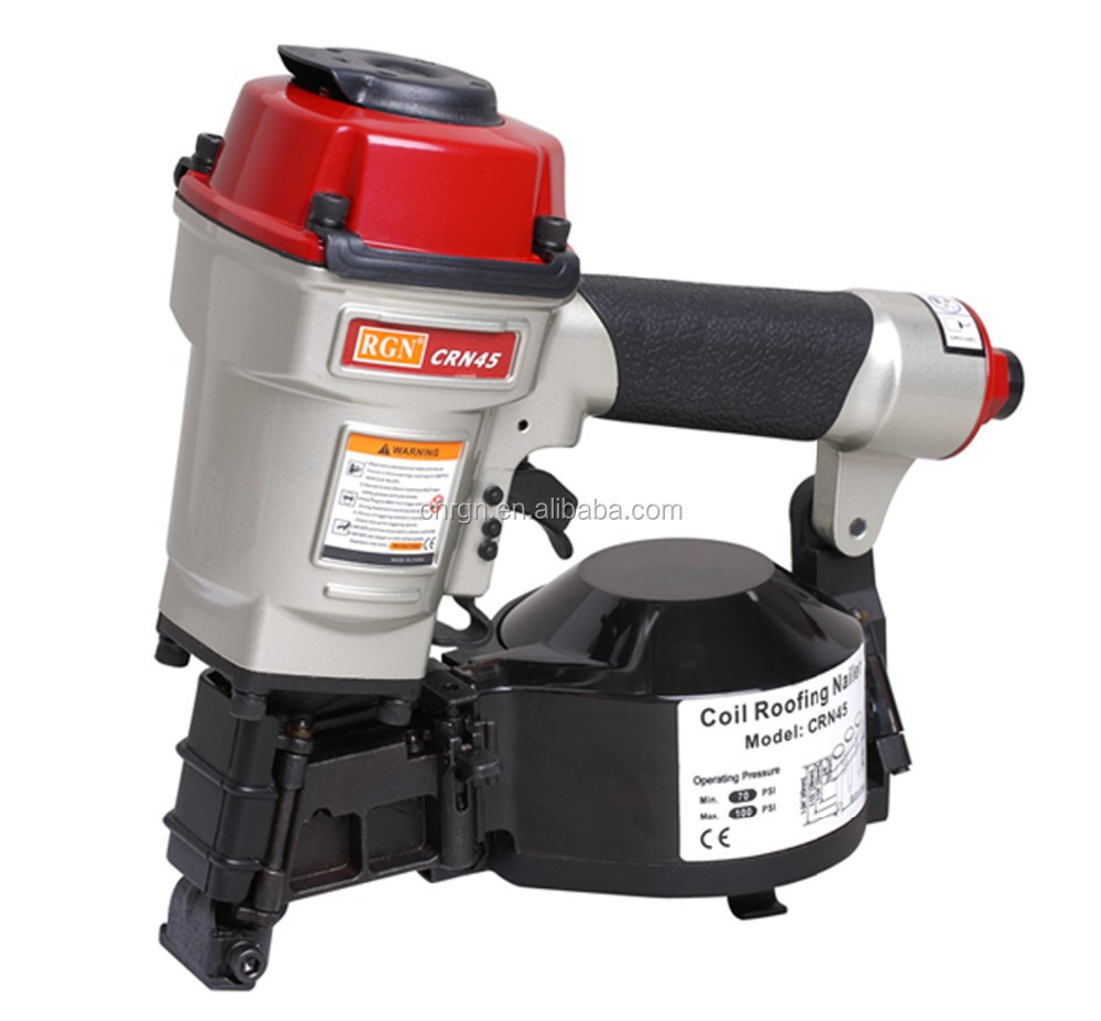 Roofing coil nailer CRN45