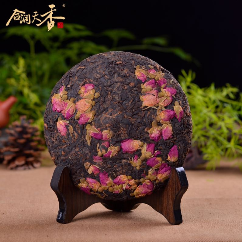 yunnan compressed fermented slimming effects puer tea <strong>health</strong> food