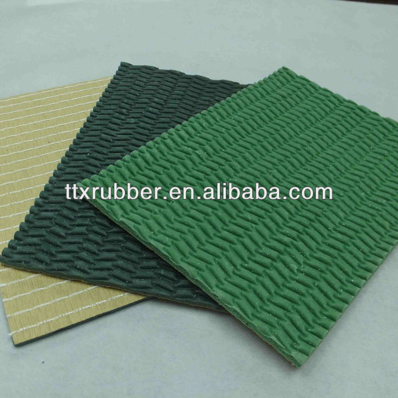 Laminate flooring rubber underlay gurus floor for Rubber laminate flooring