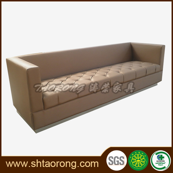 Modern design chinese furniture import PU leather chesterfield sofa SO-297