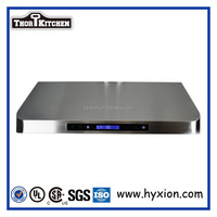 30 inch stainless steel integrated powerful kitchen air range hood
