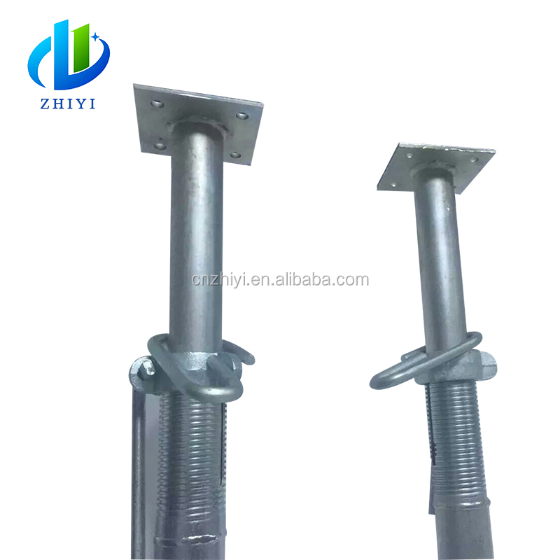 adjustable telescopic prop scaffolding props prop jack Construction used for Dubai