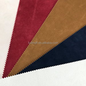 Best pu material faux leather fabric for shoes