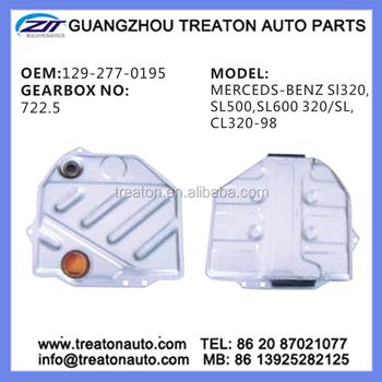 Transmission Filter 129-277-0195 For Mercedes Benz Si320,Sl500 ...