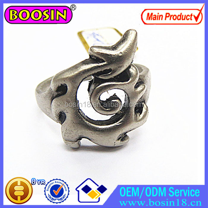 Alloy game style men ring men's jewelry manufacturer #7328