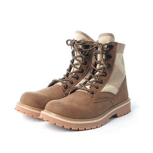 Outdoor Military Boots Wholesale Army Combat Boots Men Army Shoes Tactical Shoes