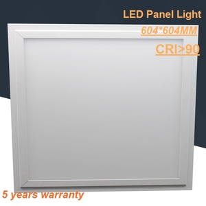 Best selling CREP 40w 60w led panel 62x62 with 5 years warranty