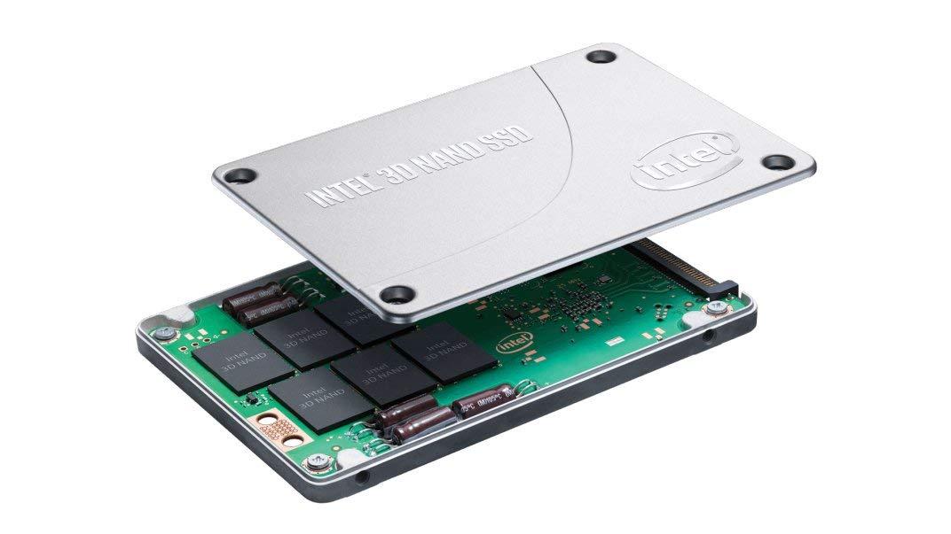 Intel - DC P4501 Series 500GB 2.5 inch Internal Solid