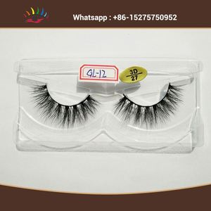 Pure Handmade Sable Fur Full Strip Lashes with Nylon Band Beauty Channel Cheap Sale Fake Eyelash Z012
