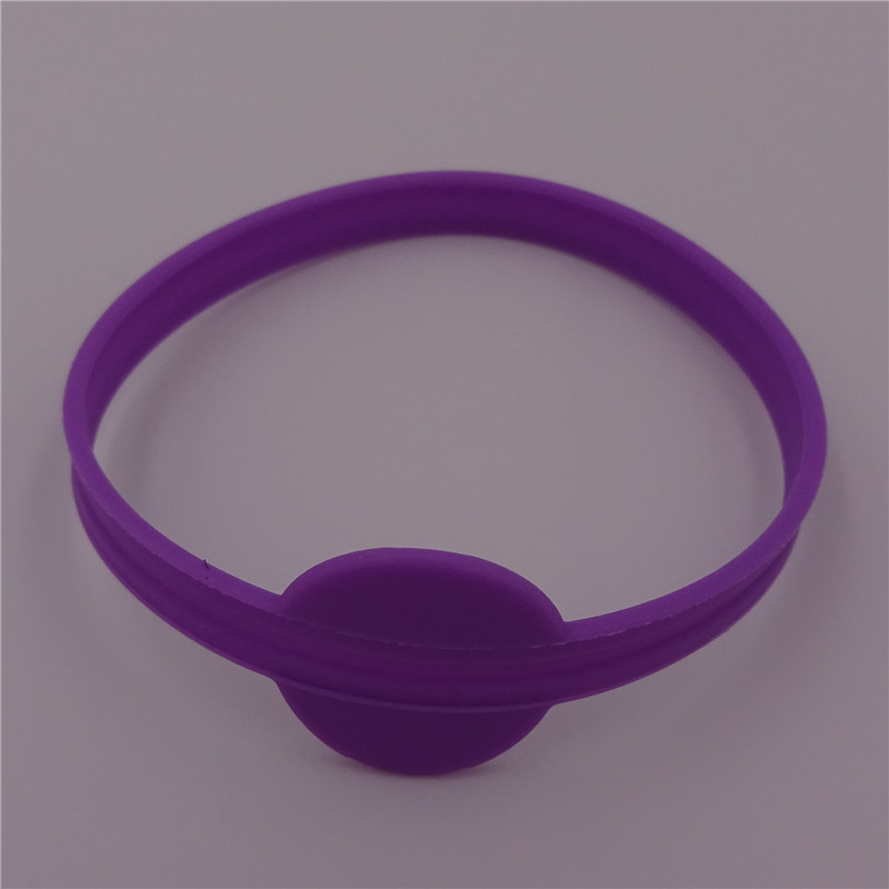Kleur food siliconen custom rubber band
