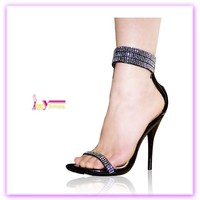 Sample style party women s shoes high heel sandals made in china shoes all brands