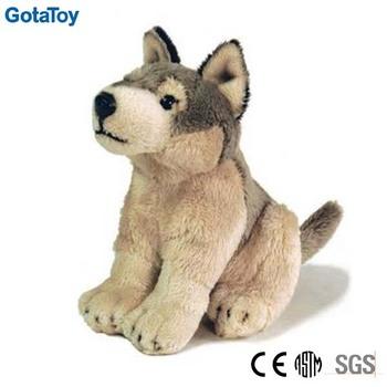 Lovely Custom Plush Wolf Toy Stuffed Husky Soft Toy Buy Plush Wolf