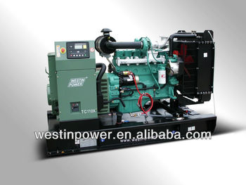 diesel generator set 7 KVA to 3300 KVA with 416/240V