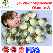 OEM Natural Eyes Vision Supplement Vitamin A Soft Gel Capsule
