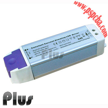 Dimmable with Leading edge/Trailing edge 0-100% led downlight SAA TUV constant current triac dimmable led driver 150w