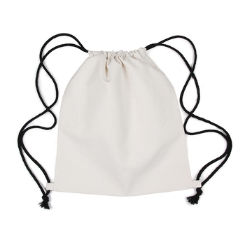 057feb6a0746 Environmentally Friendly Recycled Canvas Cotton Drawstring Backpack Bag -  Buy Pull Rope Bag,Drawstring Bag Custom,Drawstring Backpack Product on ...