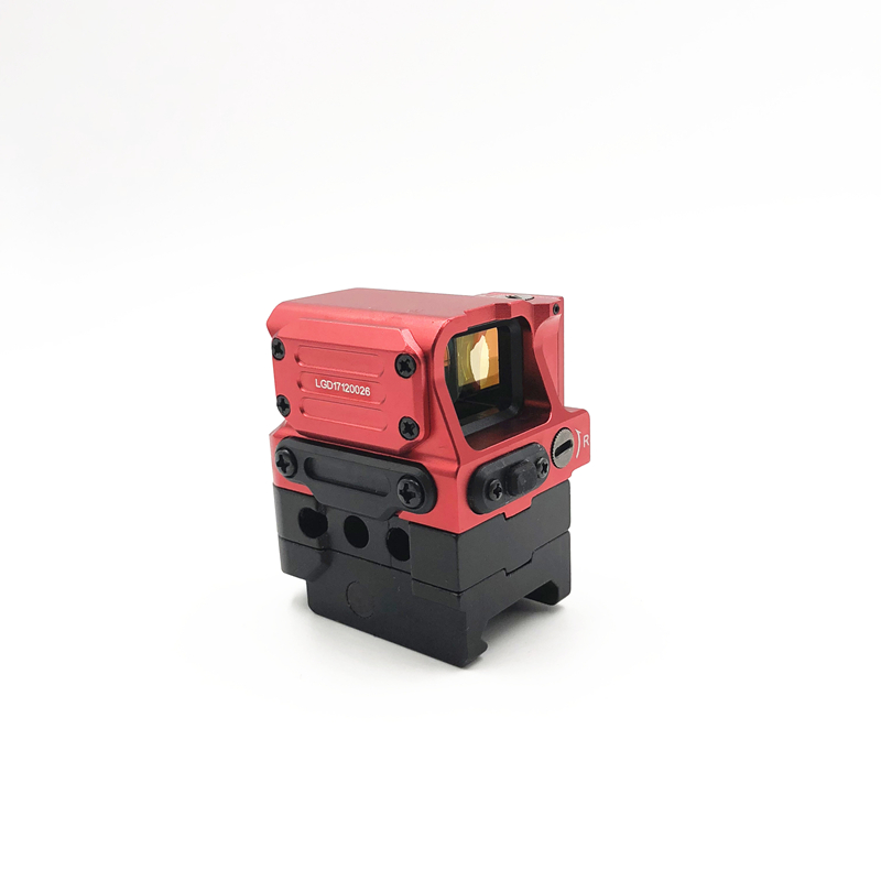 DI Optical FC1 Red Dot Sight Reflex Sight Holographic Sight for 20mm Rail (Red