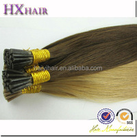 2013 new arrival silky prebonded stick tip virgin hair