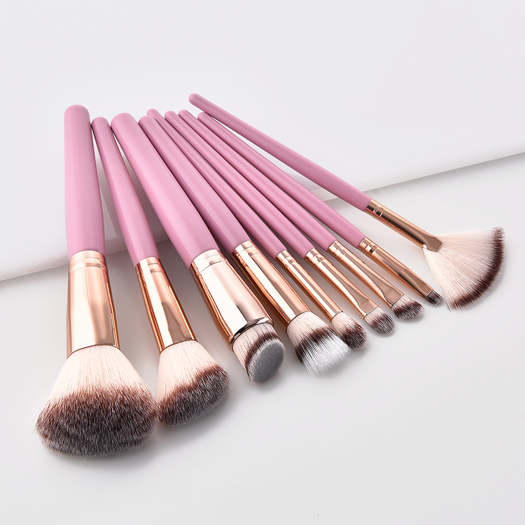 Beauty Supply Distributors Free <strong>Sample</strong> Make Up Wholesale Soft <strong>Makeup</strong> Brushes