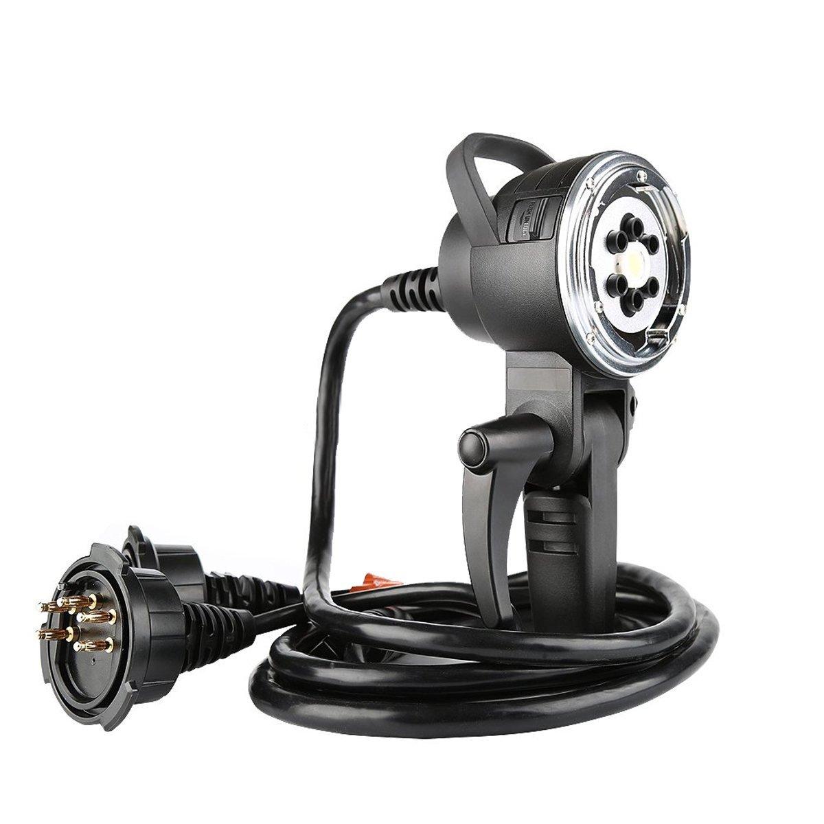 Godox AD-1200 1200W Portable Flash Head Godox Mount Off-Camera Light Lamp Flash Head for 2pcs Godox Mount Flashes AD600 AD600M