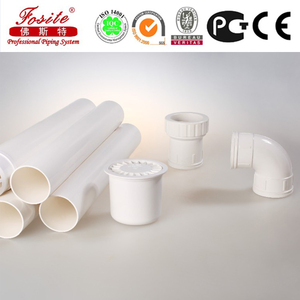 Factory Outlet Black Plastic Rounded Tube ABS PP PC PVC Pipe/tube for any size