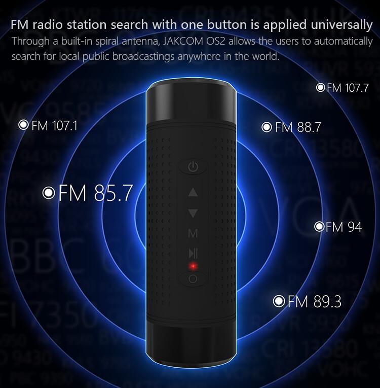 Jakcom OS2 Outdoor Wireless Speaker 2018 New Product Of Speaker Amplifier Usb Stick