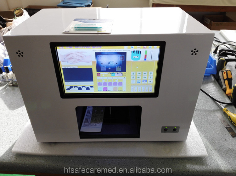 Nail Art Design Printer With Computer Smart and easy Operation