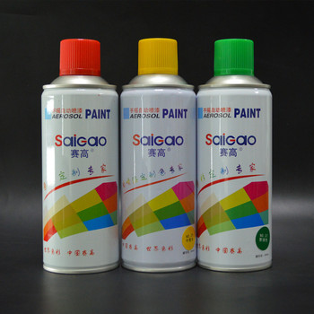 Saigao China Color Red Fast Drying Aerosol Spray Paint For Graffiti Buy Fast Drying Aerosol Spray Paint China Aerosol Spray Paint Aerosol Spray