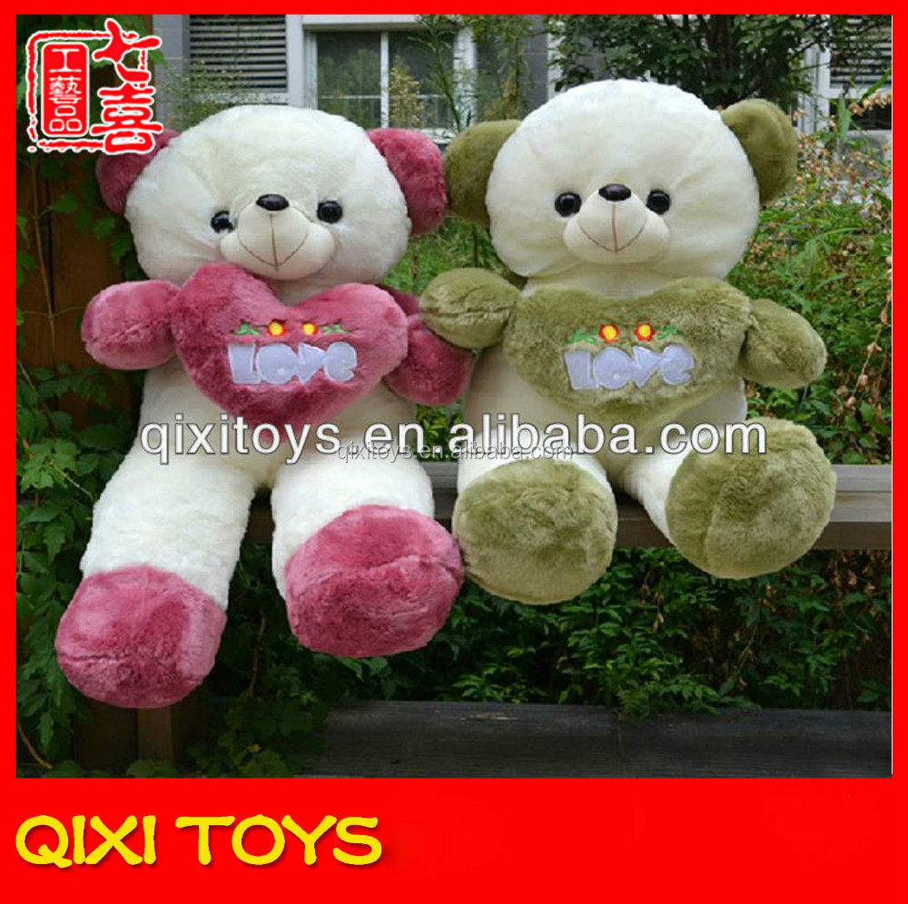 Cheap christmas wholesale teddy bear for sale