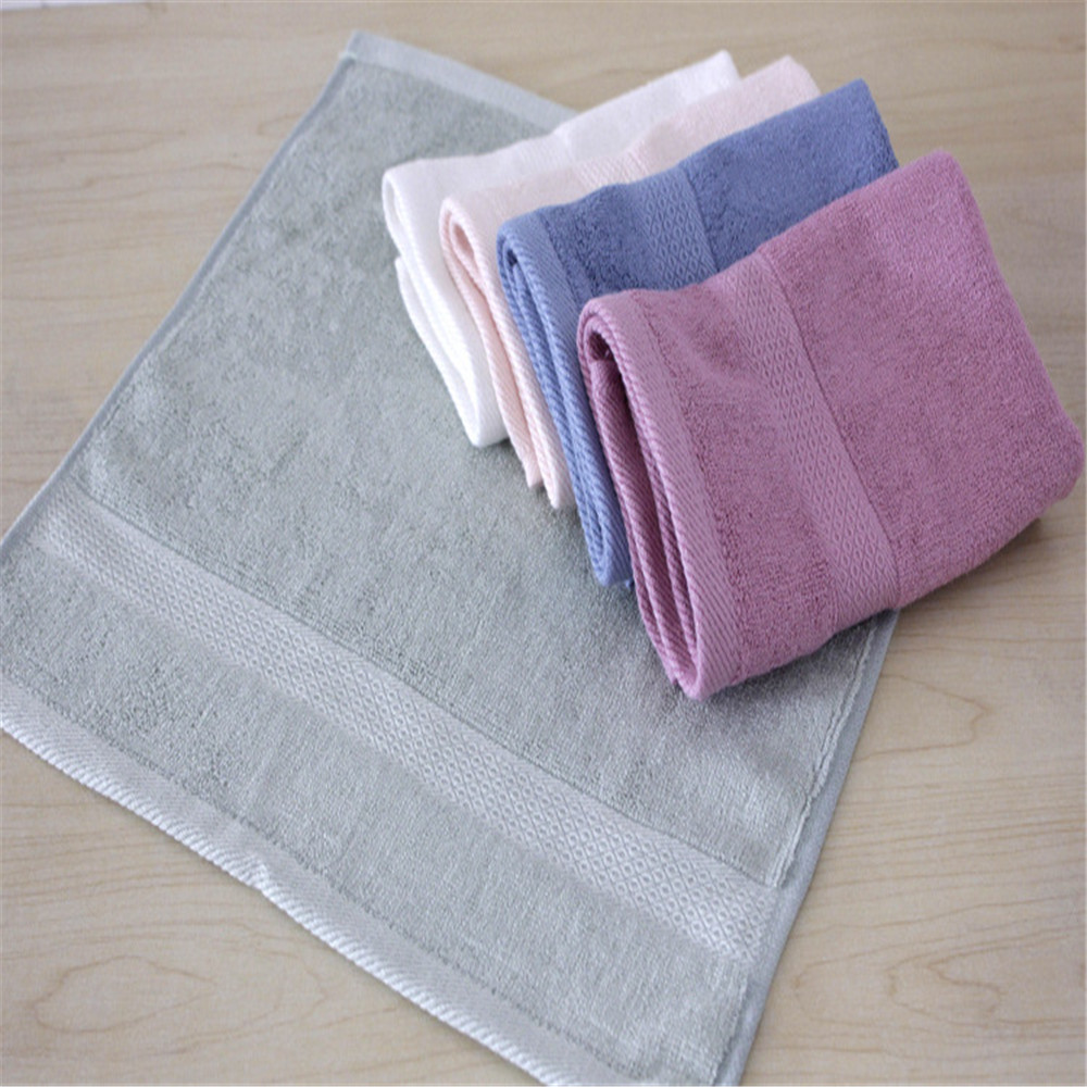 Wholesale 100% bamboo hand towel with lowest price