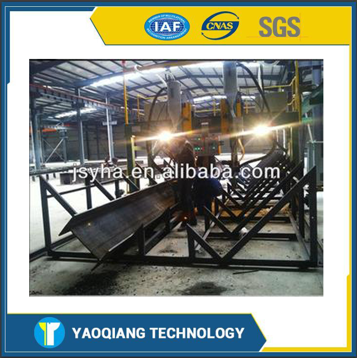 Cheap Chinese H beam Production Line Vertical Automatic Welding Machine