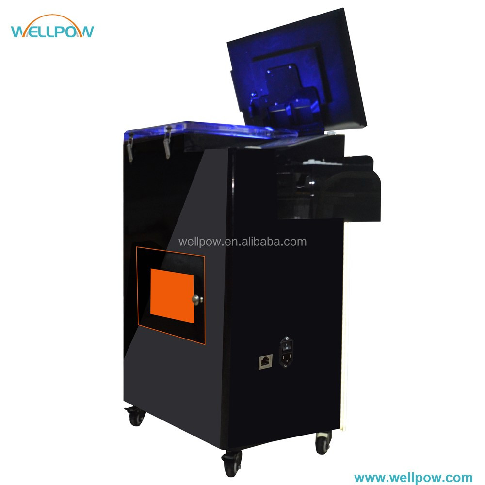 Mobile phone waterproof processing Vacuum nano coating machine with the Any style UI design