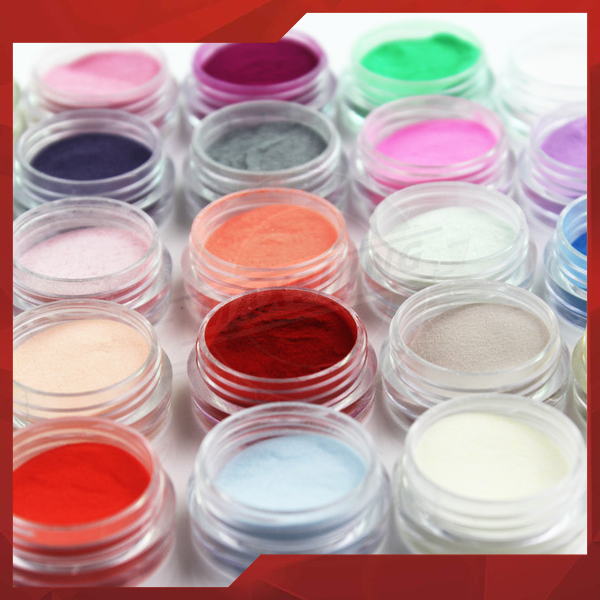 Pure mica powder multi color mineral micas over 200 colors cosmetic pigment