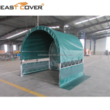 2x2m portable low price goat shelter horse tent