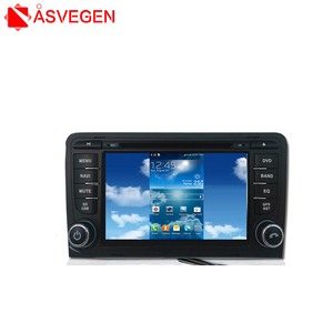 For Audi A3 Android dvd player With GPS Navigation Play Store Google
