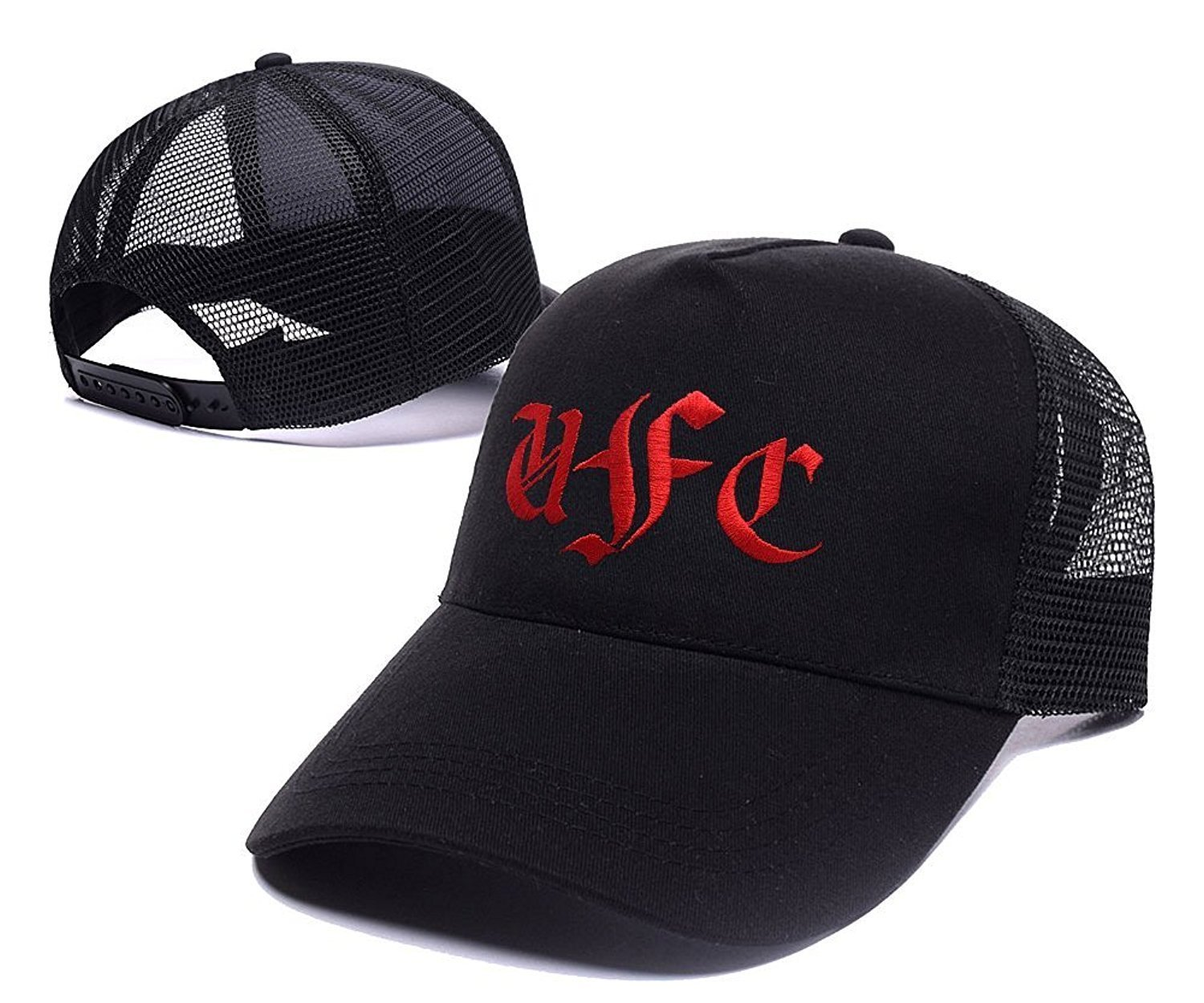 Get Quotations · AGOODAY UFC Bronze Age Embroidery Hat Snapback Baseball Cap be6d5ce45de