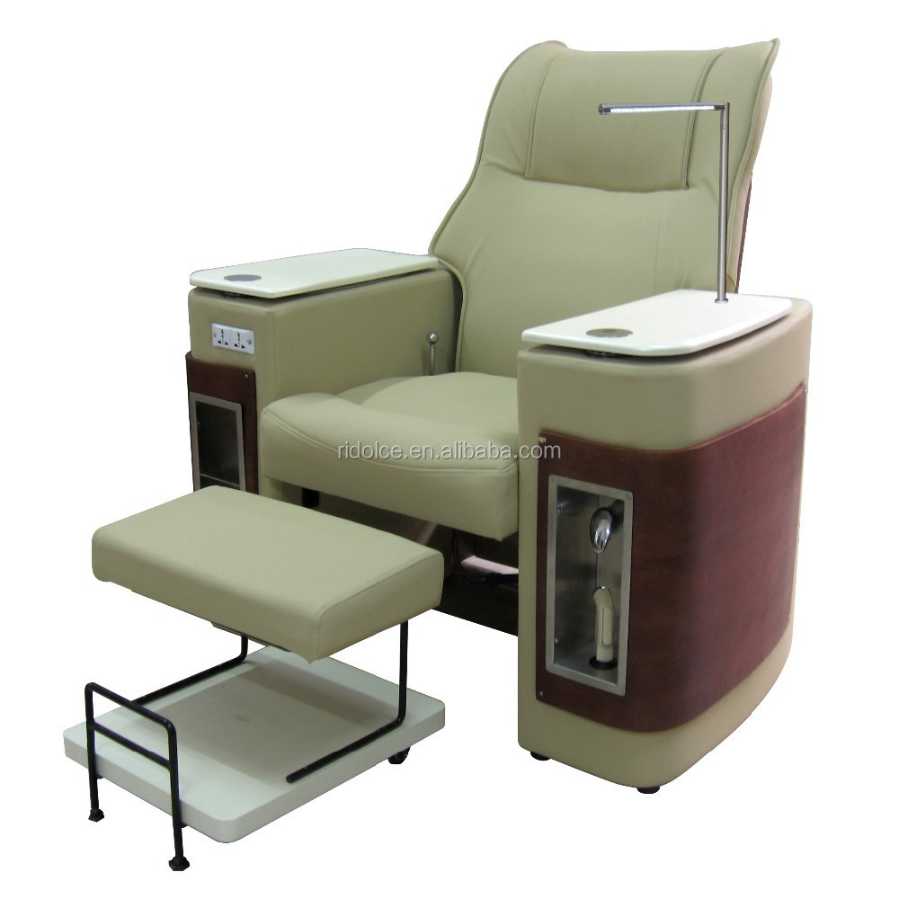 Foot sofa foot rest max thesofa for Nail salon furniture suppliers