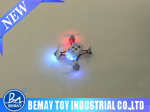 6 Axis gyro of 4channel nano drone with 3D stunt function cheerson cx20 quadcopter
